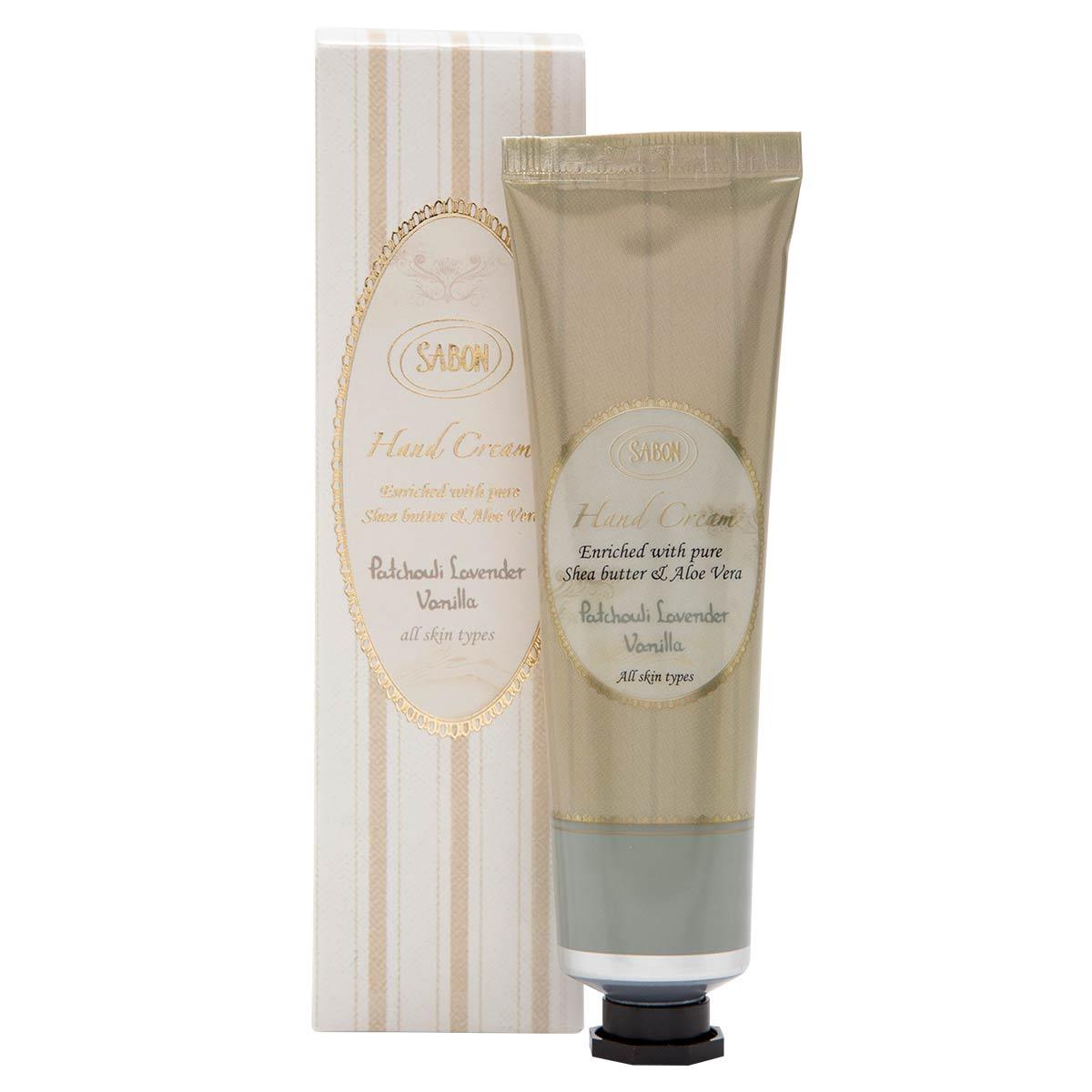 Hand Cream Tube - Patchouli Lavender Vanilla