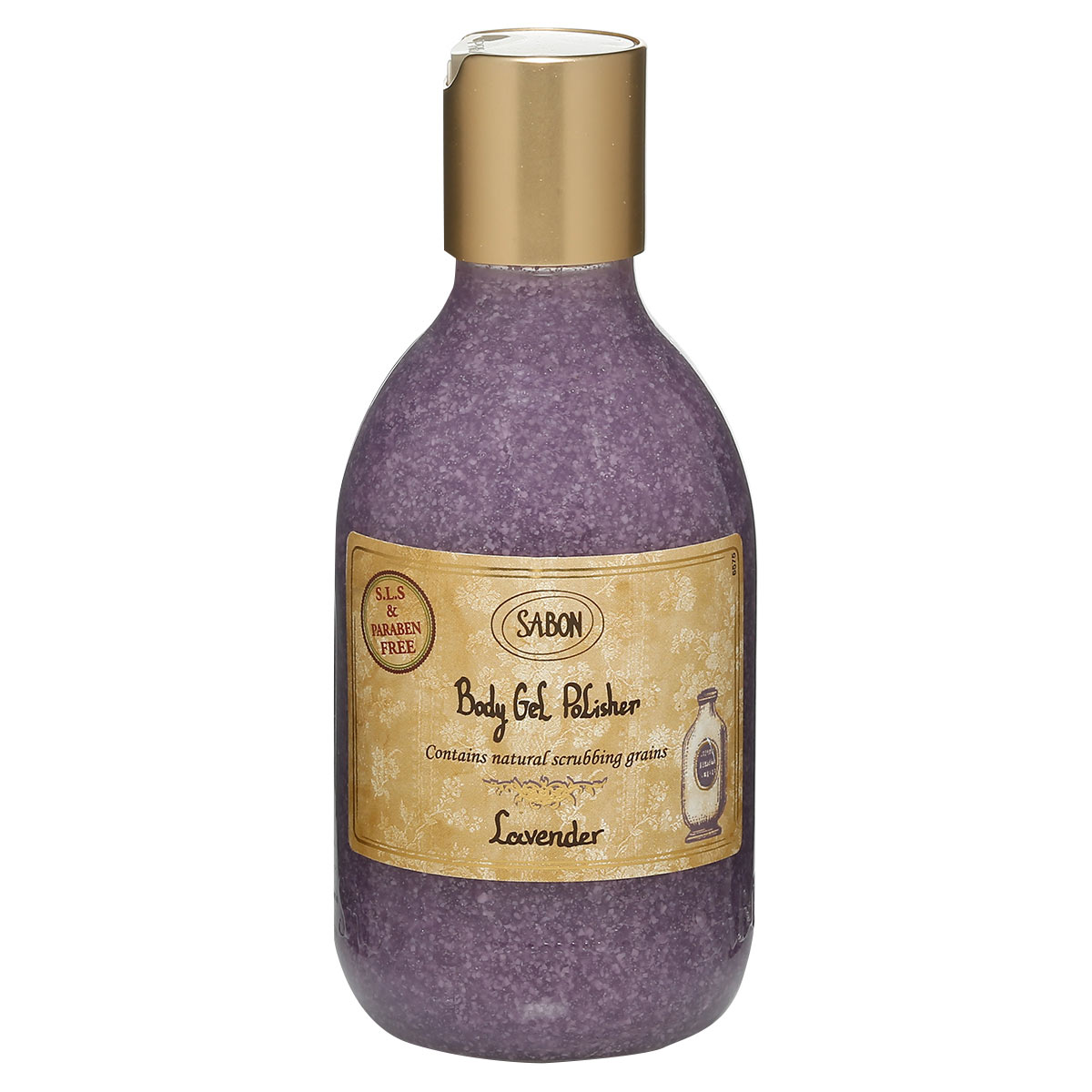 Body Gel Polisher - Lavender